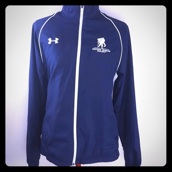Under Armour Other - Under Armour Wounded Warrior Project jacket
